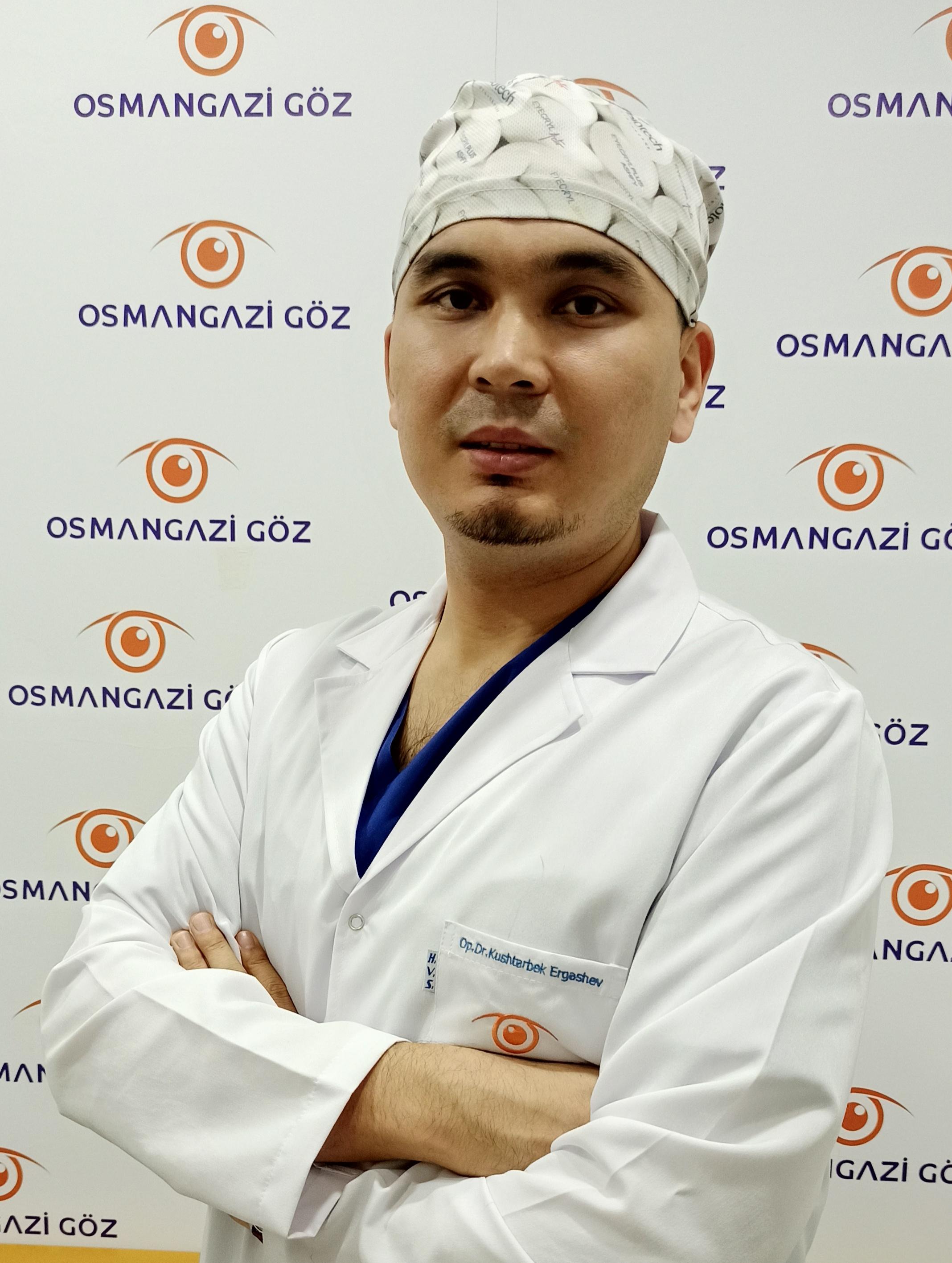 Op.Dr. Kushtarbek Ergashev